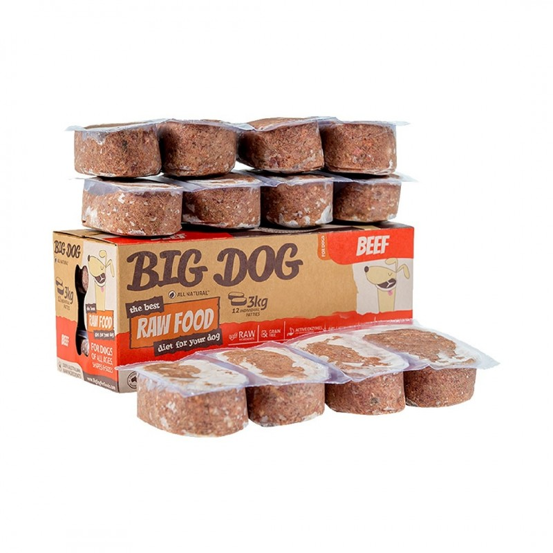 BIG DOG BARF BEEF