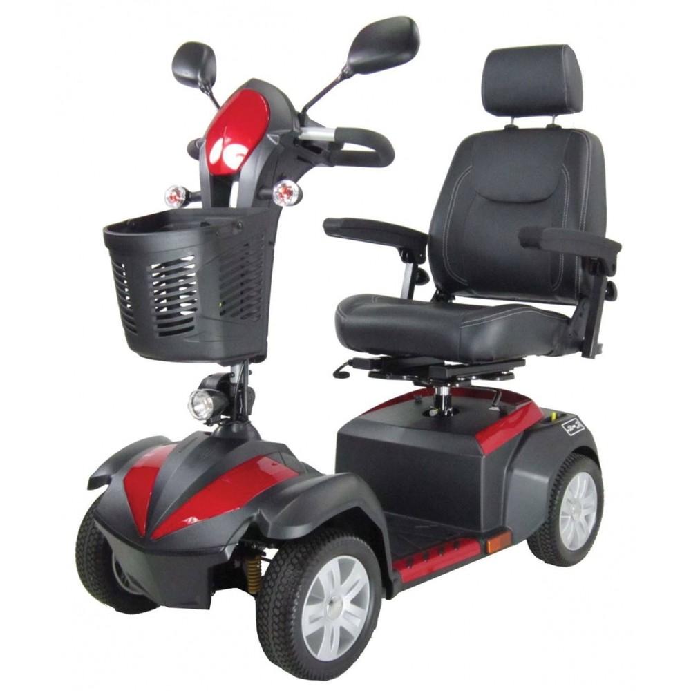 Drive Ventura DLX Deluxe 4-Wheel Bariatric Scooter