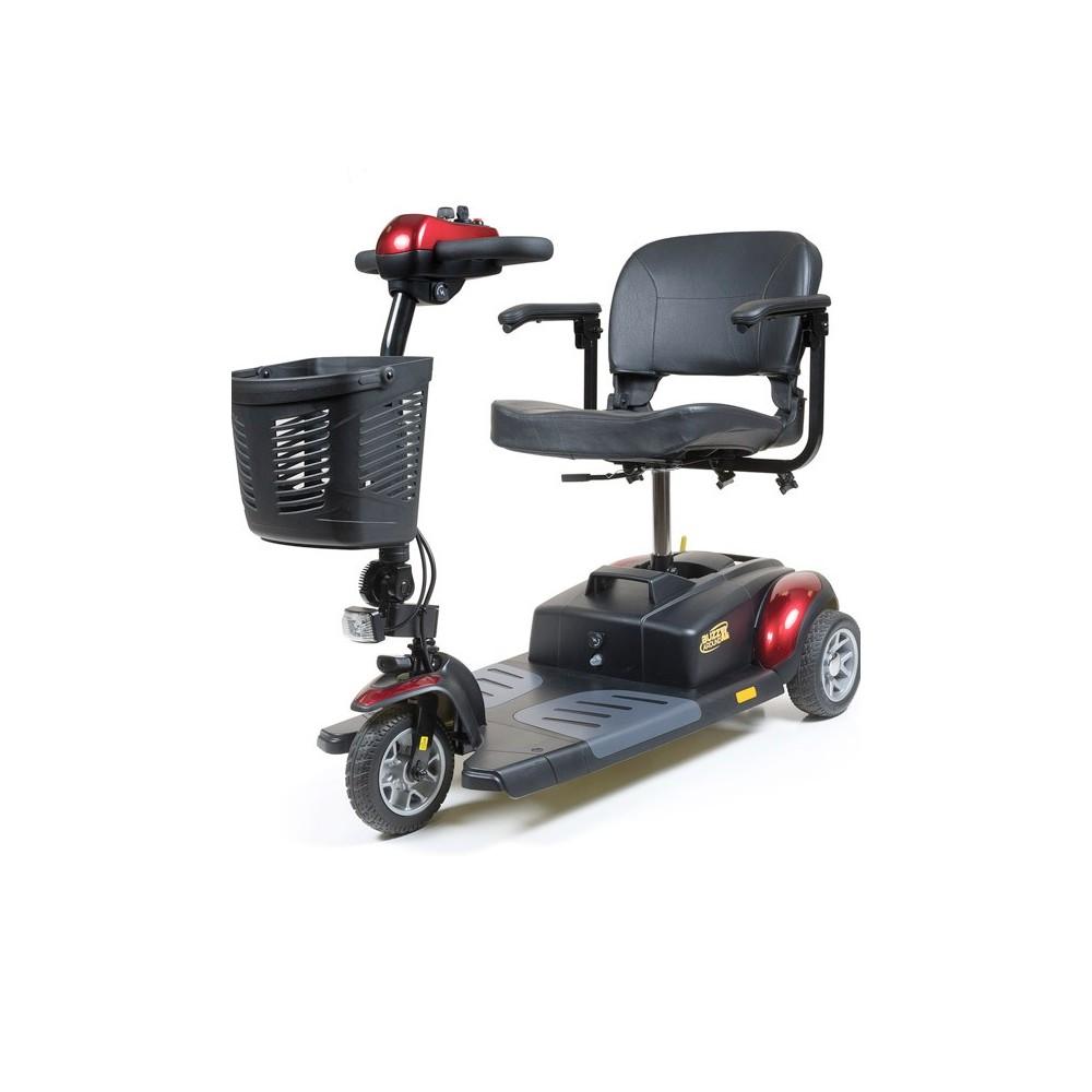 Golden Buzzaround XL 3-Wheel Scooter