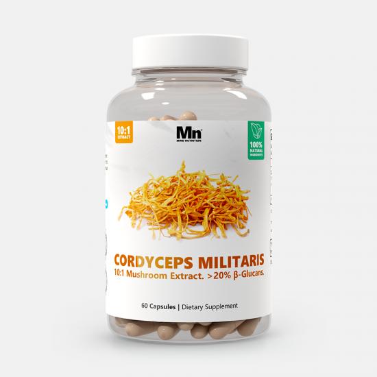 Cordyceps Mushroom 10:1 Extract