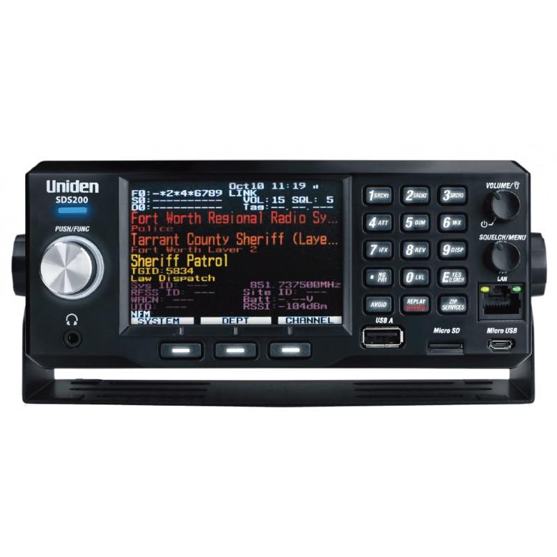 SDS200 Police Scanner